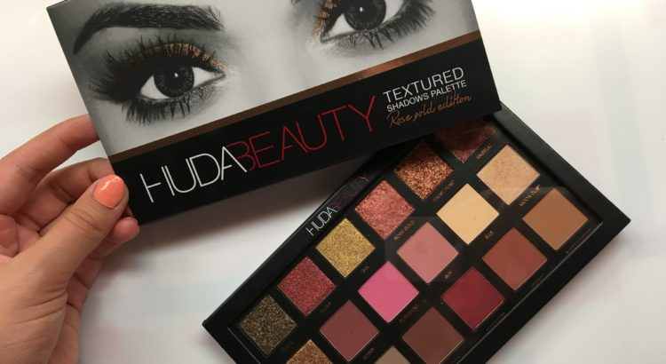 HudaBeauty Rose Gold Edition